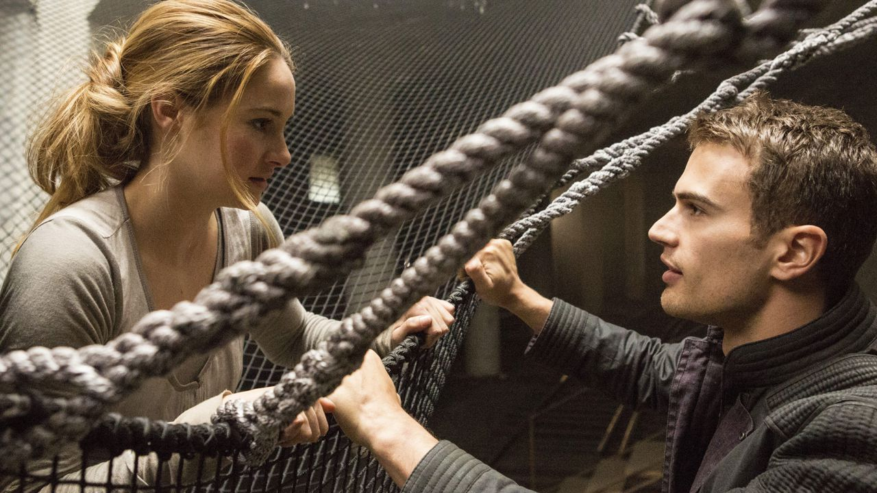 Final installment of 'Divergent Series' to debut on TV