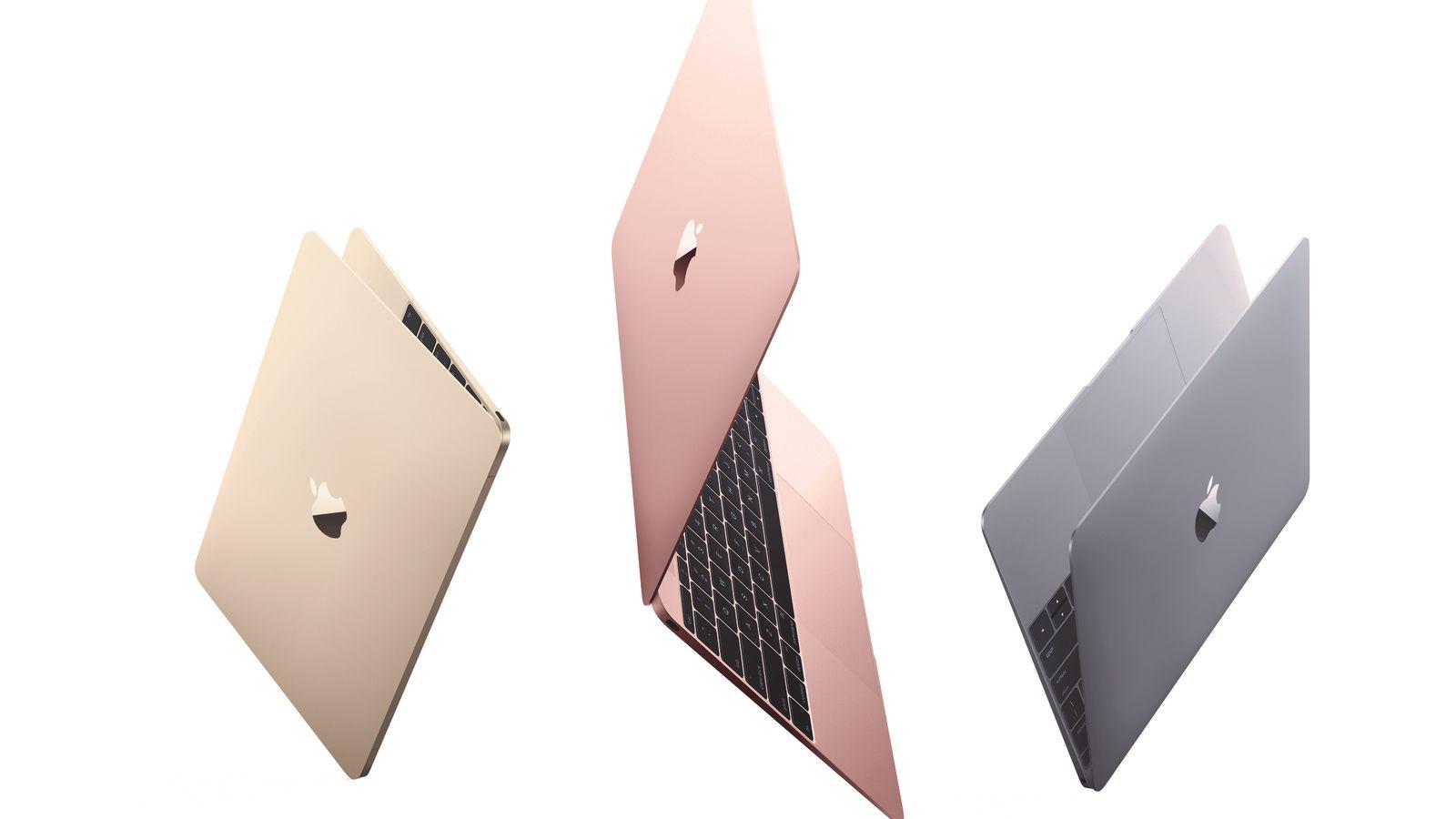 apples macbook gets faster processors longer battery