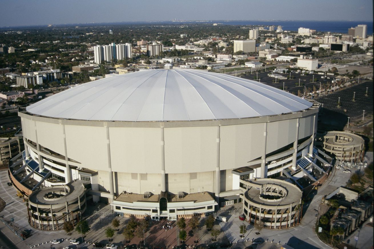 Rays granted permission to look for new stadium in Tampa ...