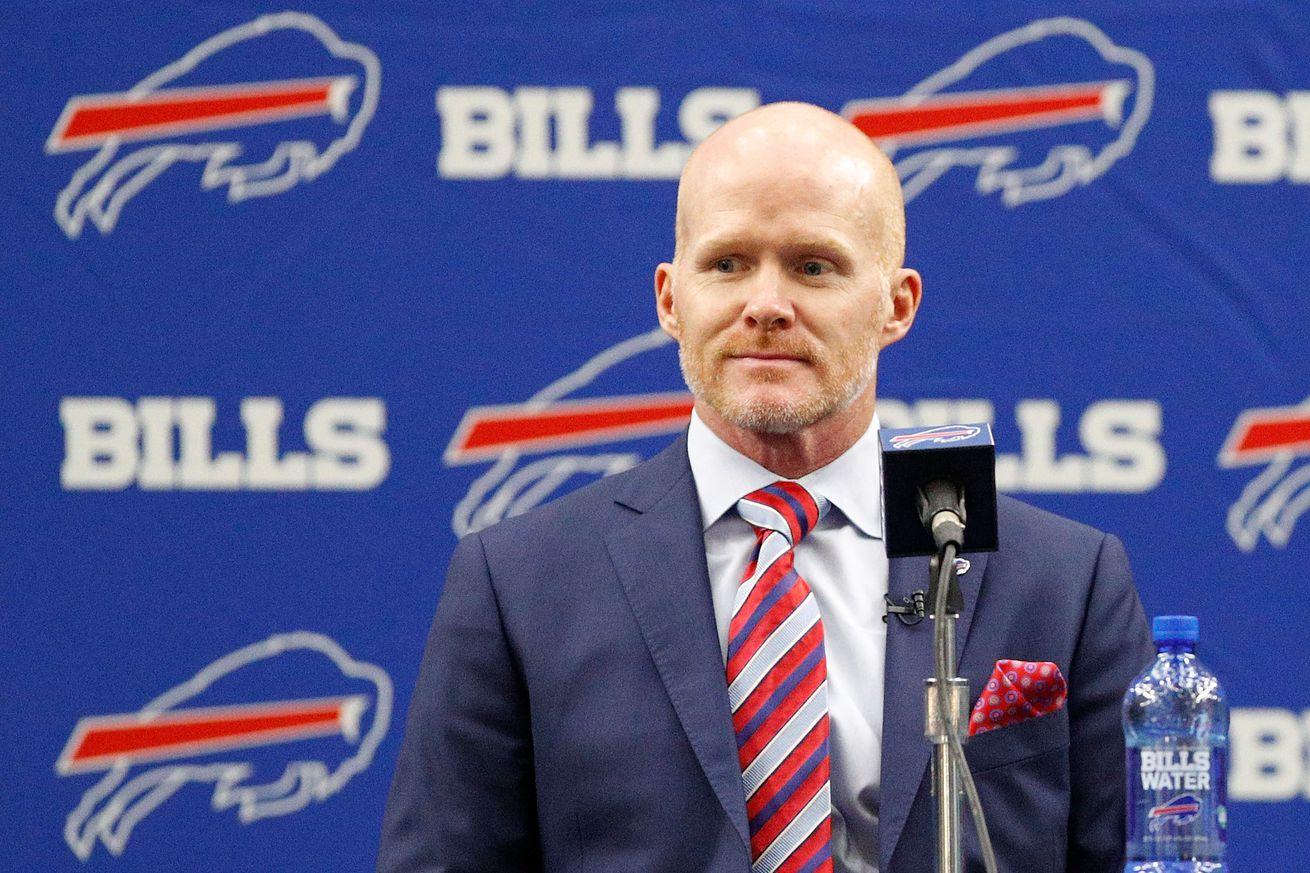 Sean McDermott used creative recruitment ploy to lure Brandon Beane to Buffalo Bills