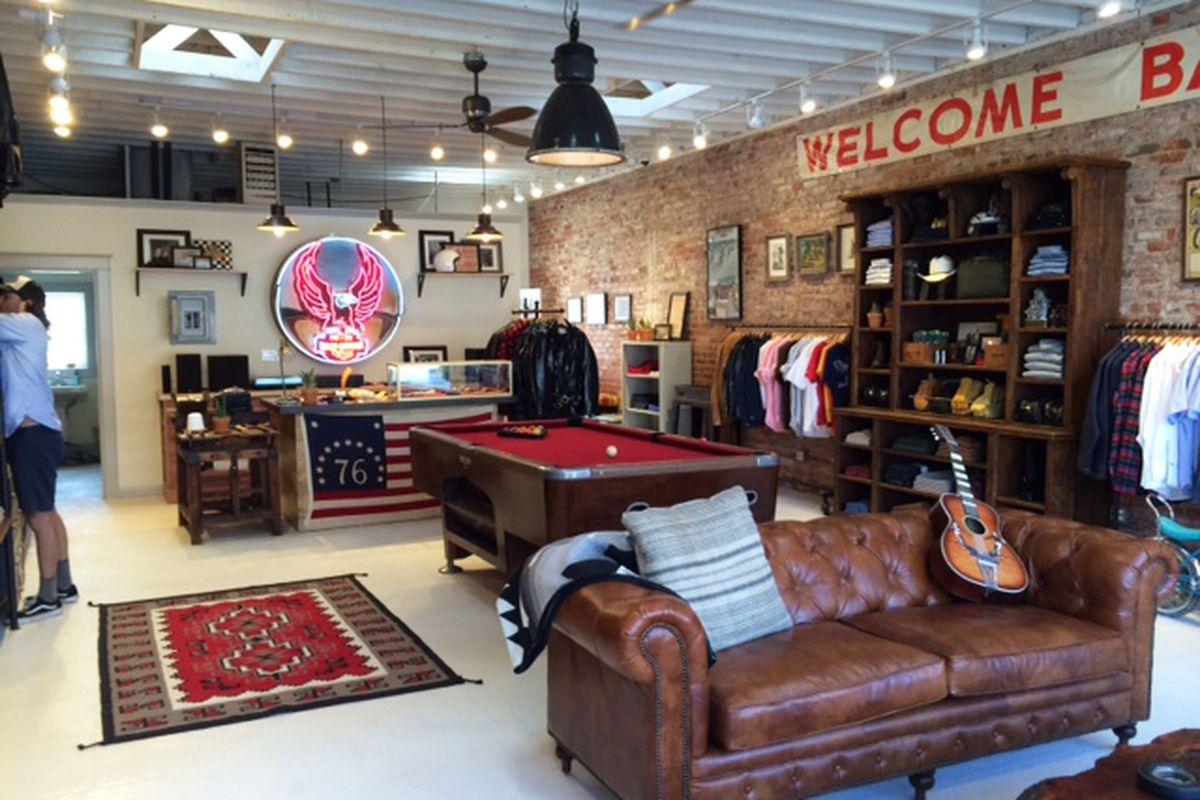 Man Cave Store Foxwoods : This new usa made shop in venice is a total man cave