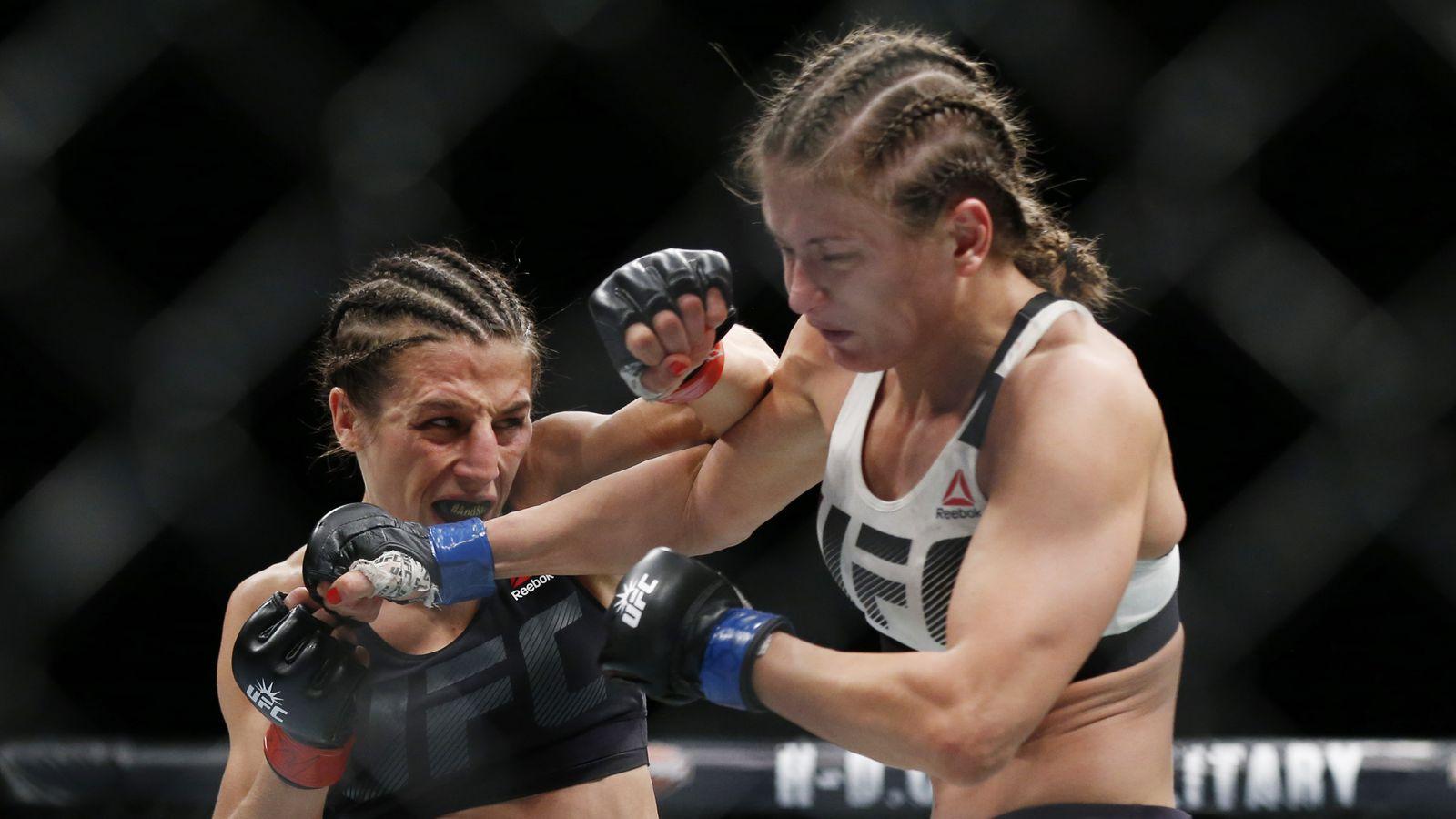 Joanna Jedrzejczyk vs. Karolina Kowalkiewicz full fight ...
