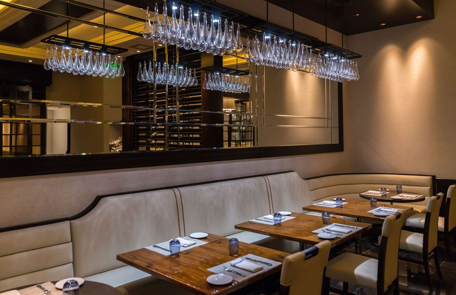 Alder birch eater inside eater vegas for Best private dining rooms twin cities