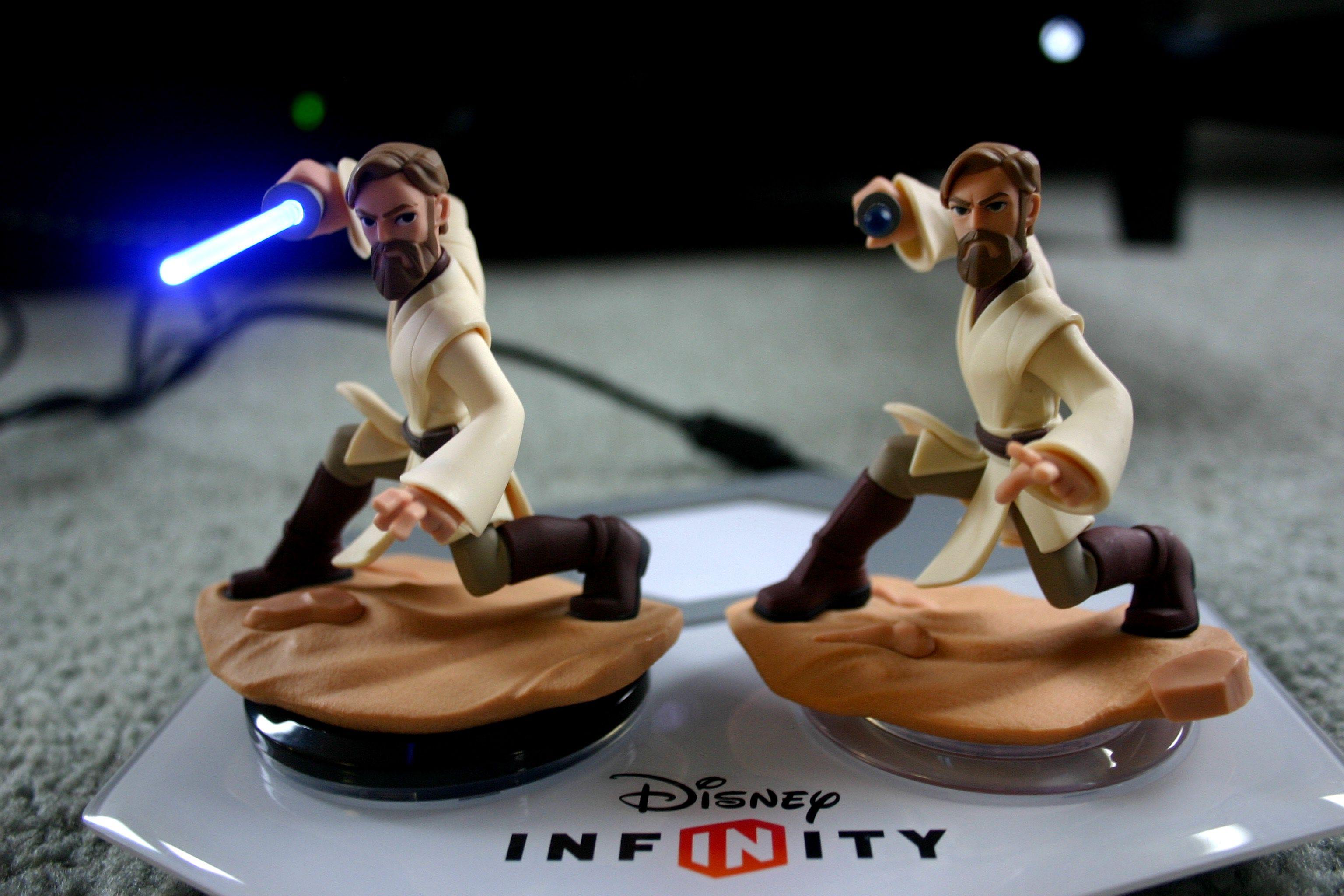 Check out Disney Infin...