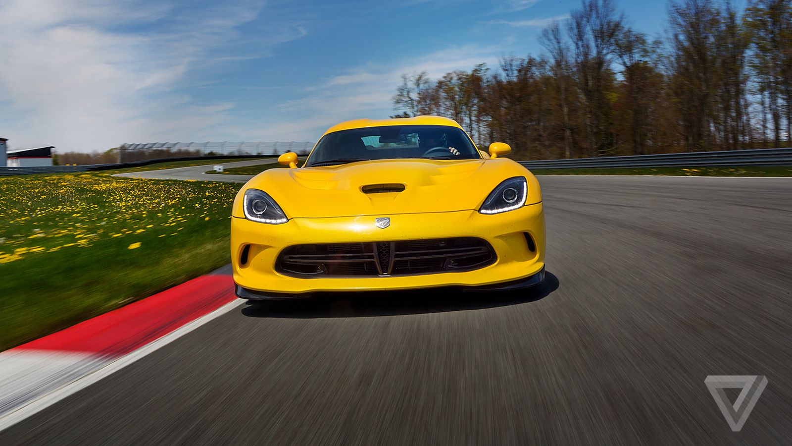 the dodge viper is dying but it s going out fighting the verge