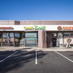 The Gaming Zone in Tempe, Ariz.