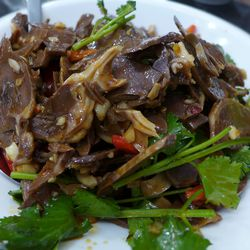 Cold Pig's Heart at Wiangxianglou