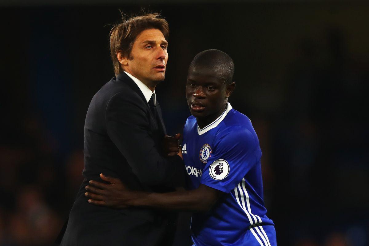 Chelsea boss Conte takes a surprise swipe at Tottenham