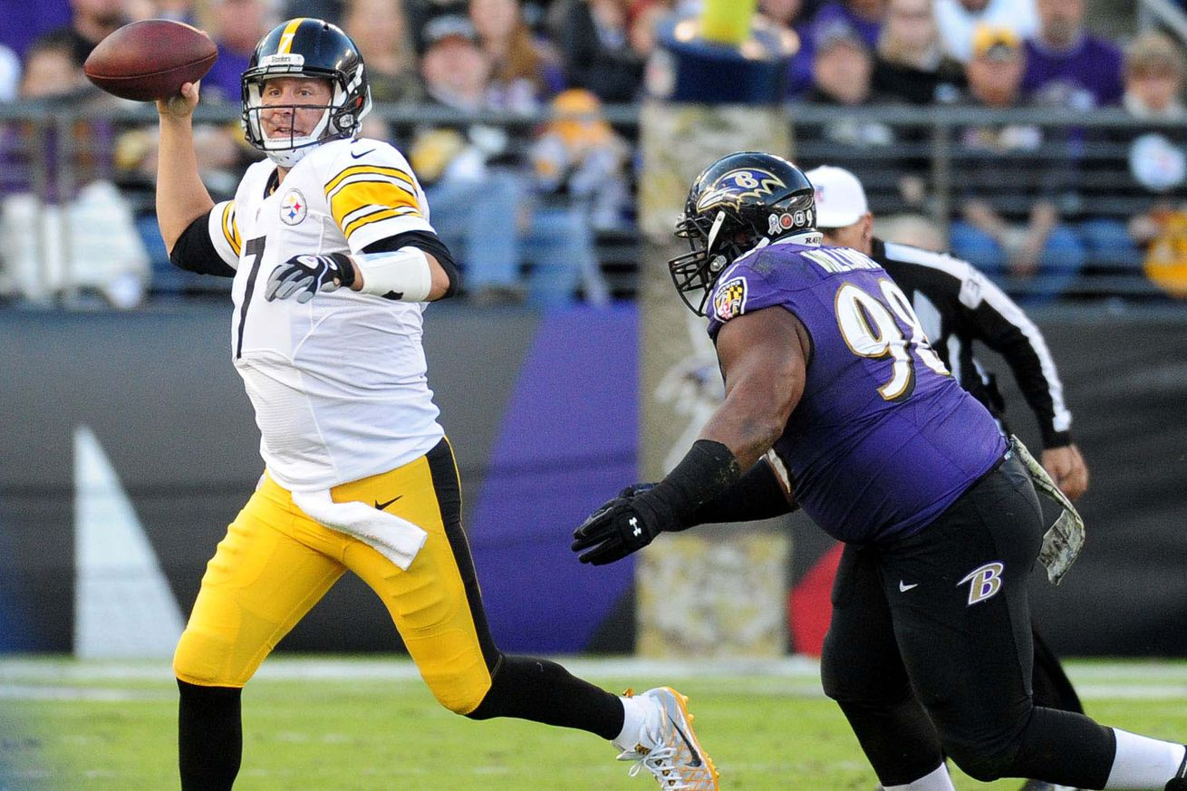 Joe Flacco Dreamed Of Playing In Games Like Sunday's In Pittsburgh