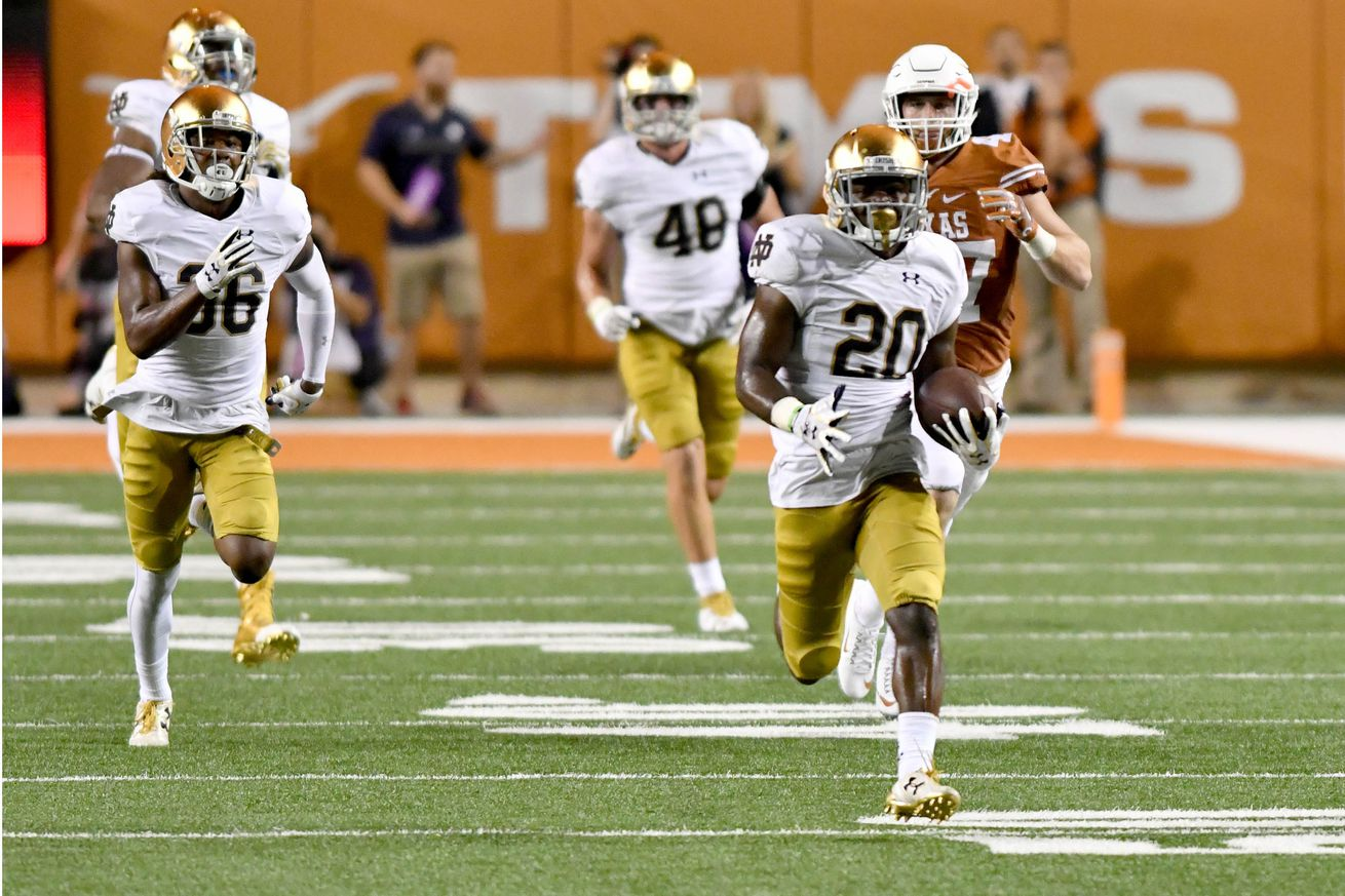 Notre Dame Football Gets 4K Coverage from DirecTV