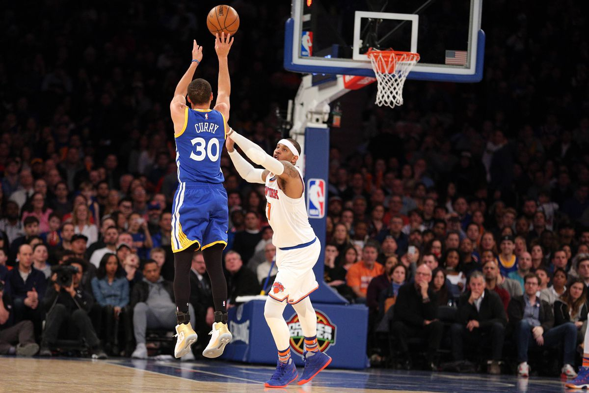 NBA scores 2017: How Stephen Curry found his 3-point ...