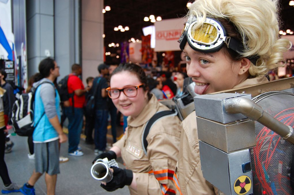 Mary Kate McLoughlin and Amber Dubill, Yates and Holtzman (Ghostbusters)