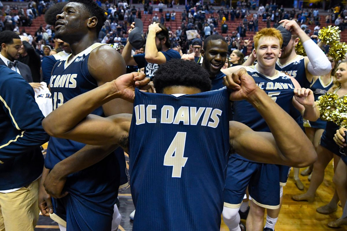 UC Davis beats NC Central in First Four
