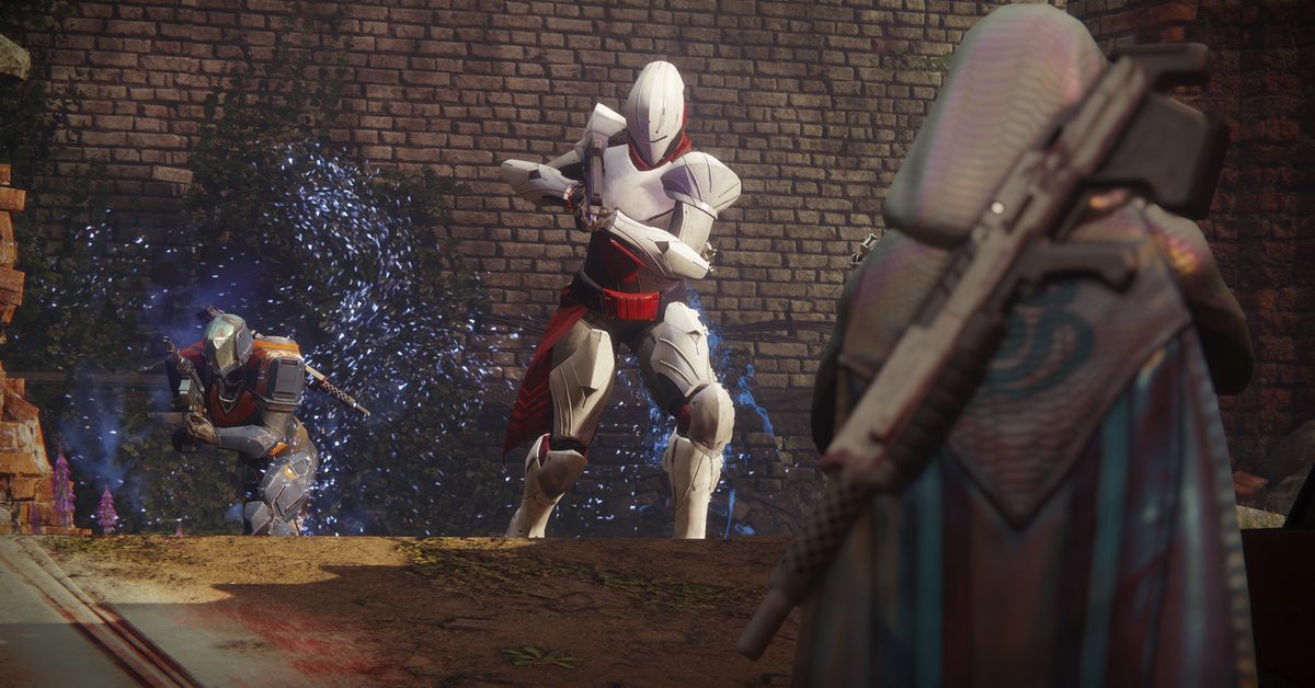 Bungie explains how Destiny 2 armor resembling hate symbol made it into the game