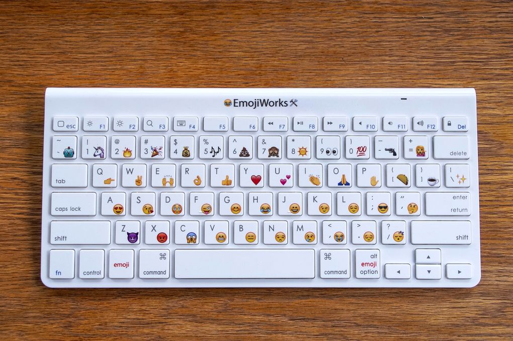 Emoji Keyboards Put Ghosts And Smiling Poop At Your