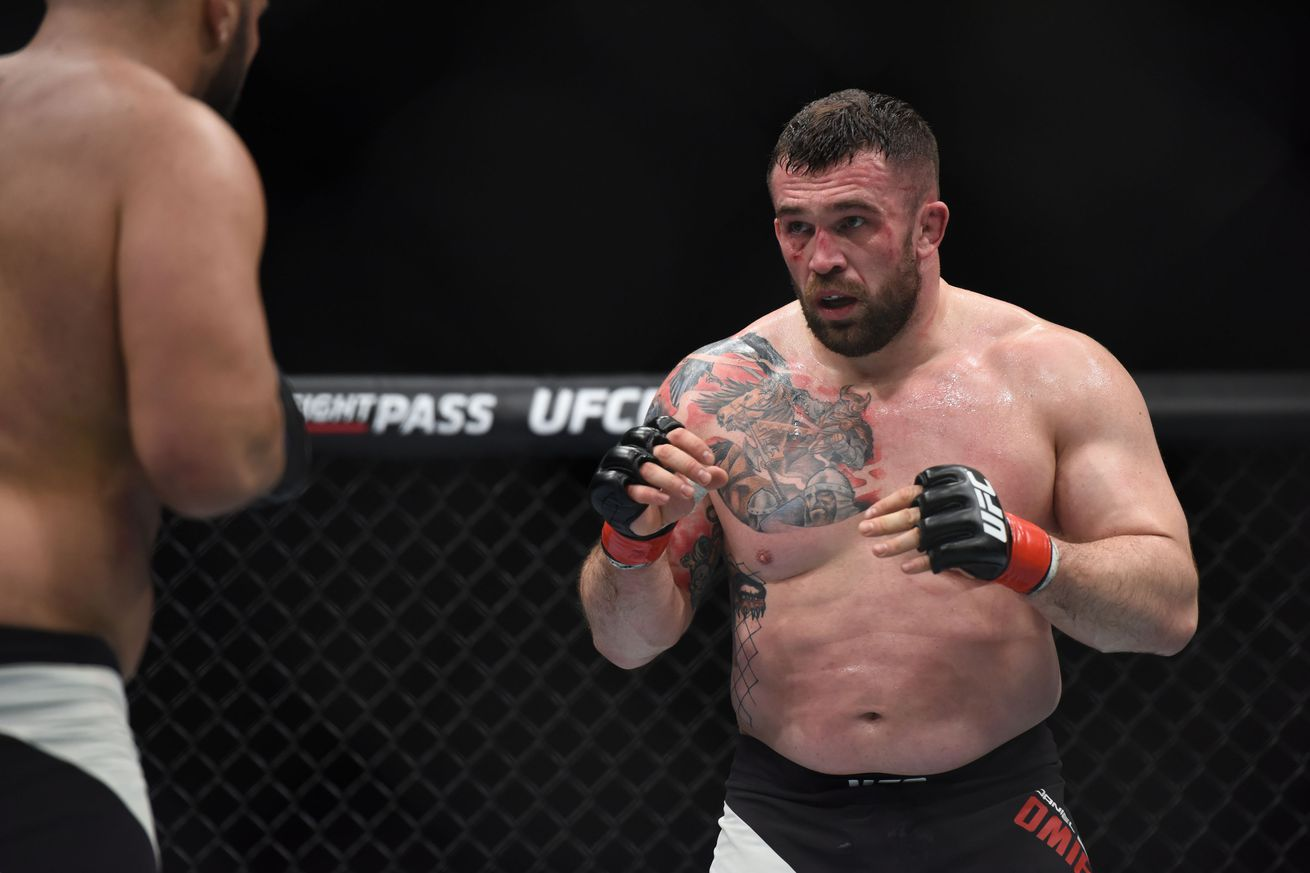 USADA statement explains non suspension of UFC heavyweight Daniel Omielanczuk