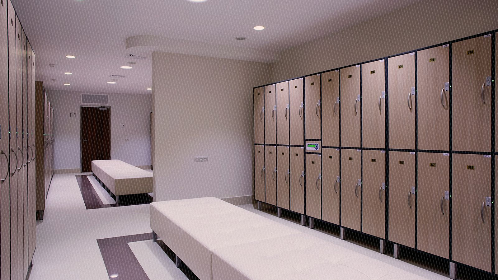How naked is too a locker room investigation racked