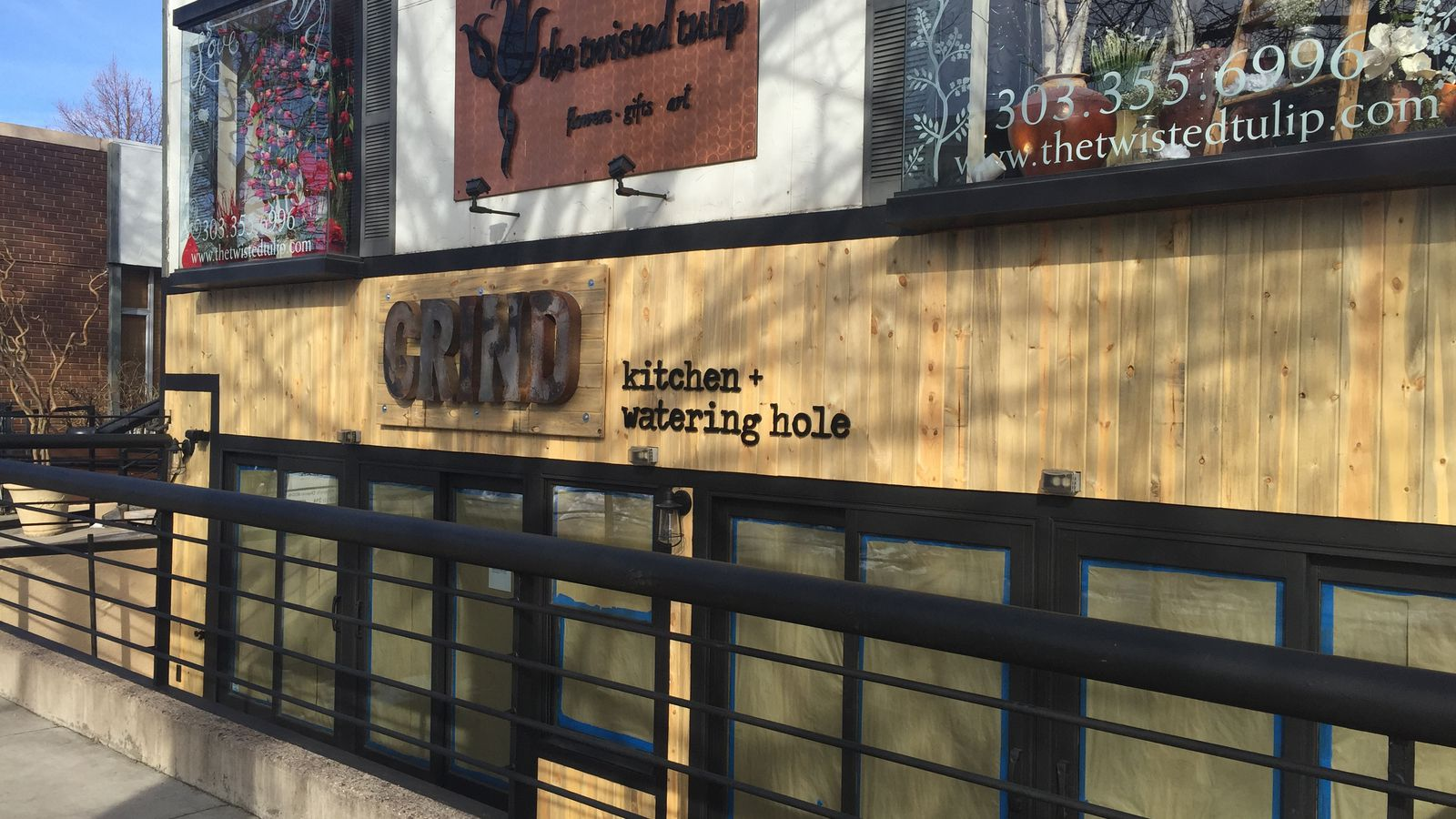 Mystery Solved Cherry Creek 39 S Grind Is A Restaurant And Bar Eater Denver