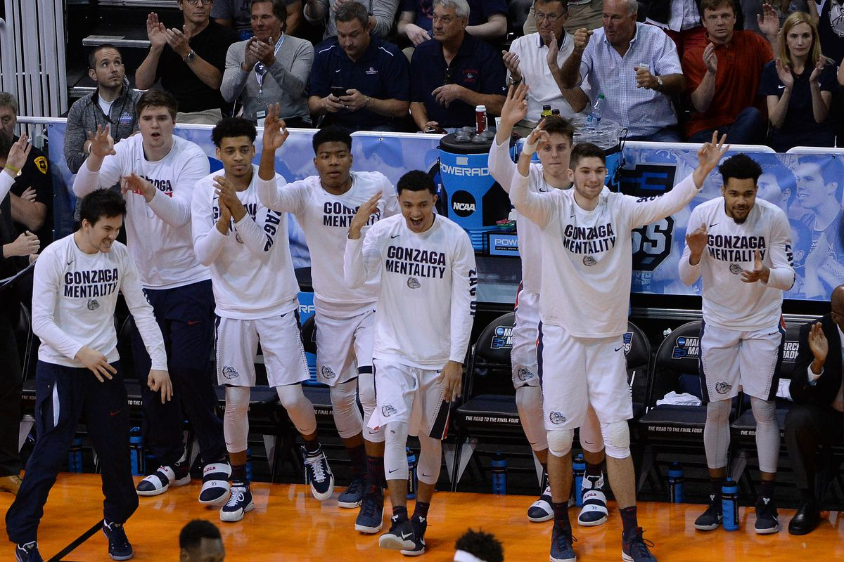 Impressive Zags put themselves one win from that elusive Final Four ticket