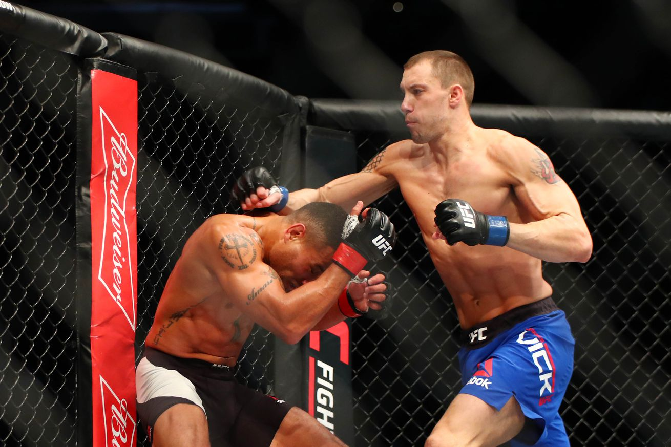 community news, UFC Fight Night 104 results from last night: James Vick vs Abel Trujillo fight review, analysis