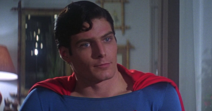 Superman's most amazing special effect didn't require computers or a green screen
