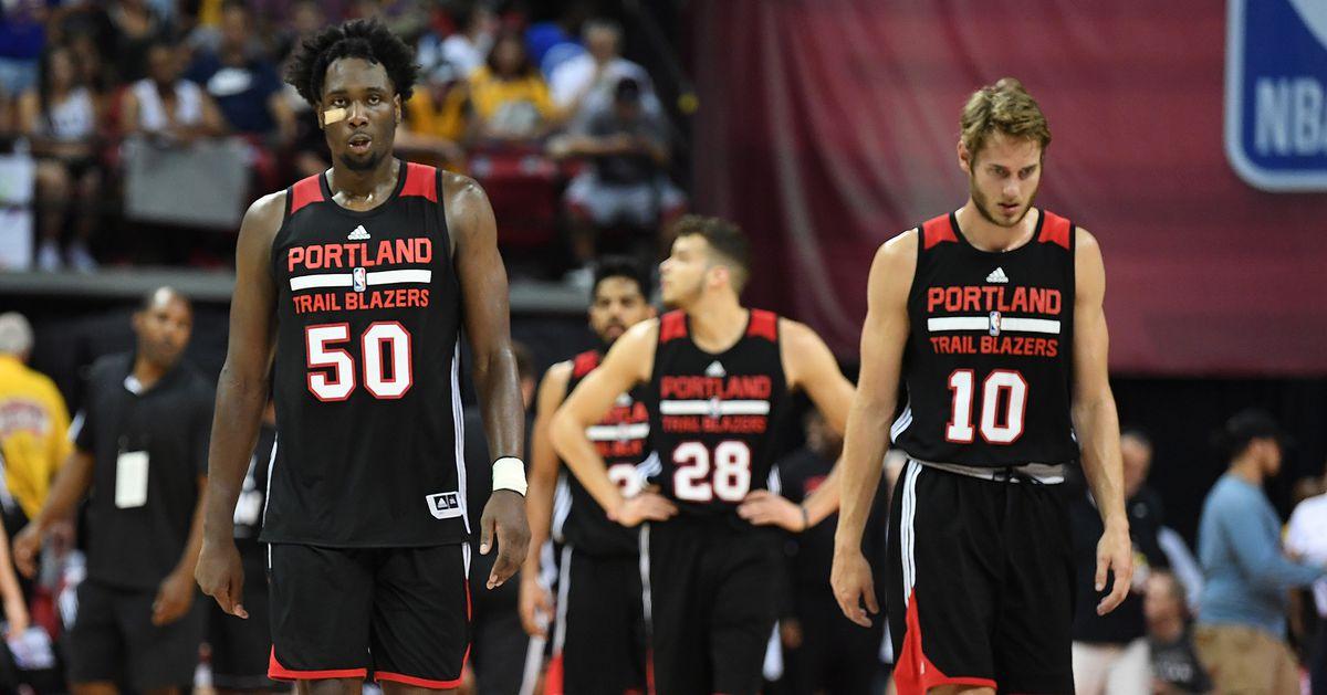 Trail Blazers Swing Big, Fall Hard Against Lakers In NBA