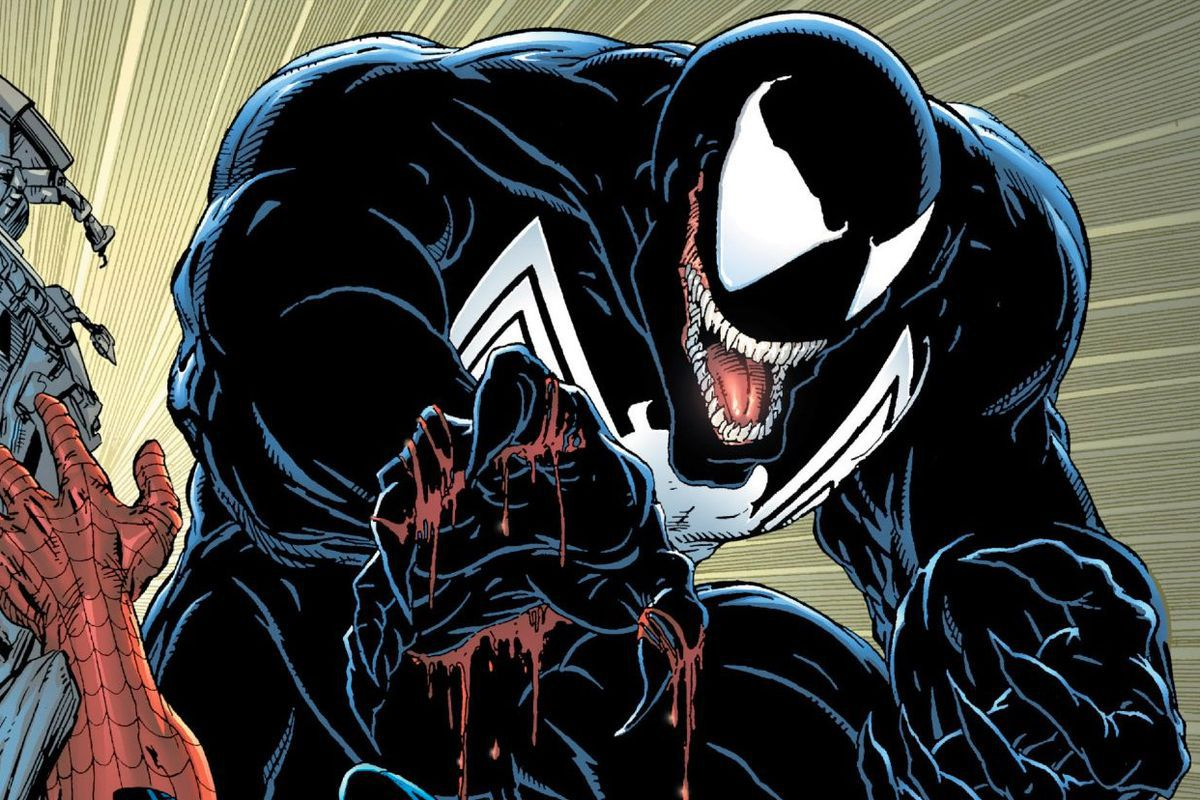 Tom Hardy Is Venom in The Upcoming Sony 'Venom' Movie