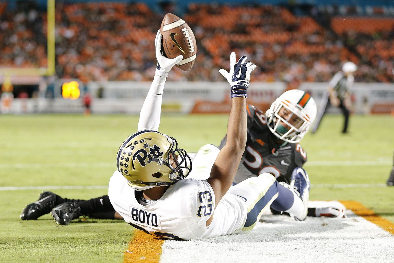 2016 NFL Draft: Potential Panther? Tyler Boyd - Cat Scratch Reader