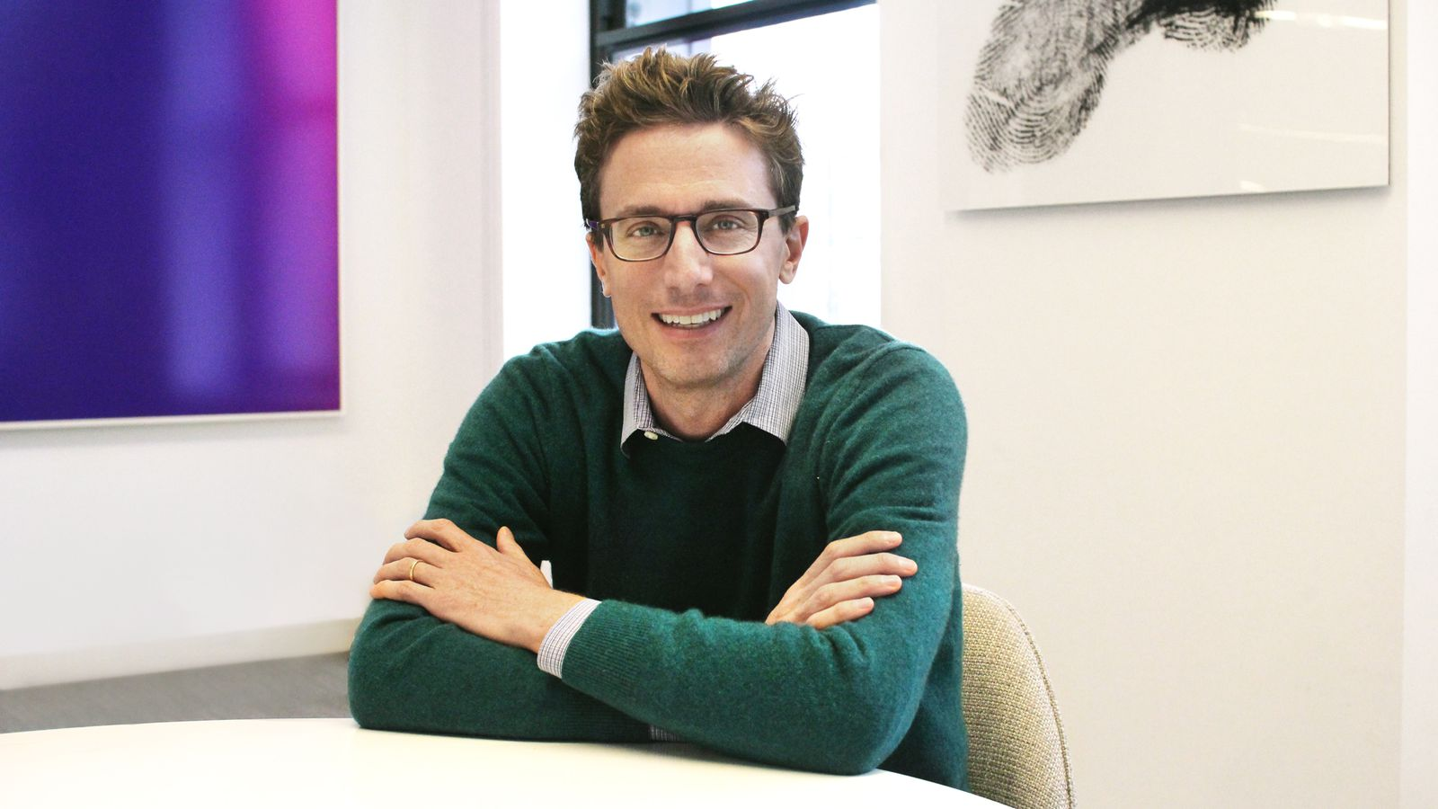 Jonah Peretti BuzzFeed CEO Jonah Peretti 39It39s not just a site it39s a