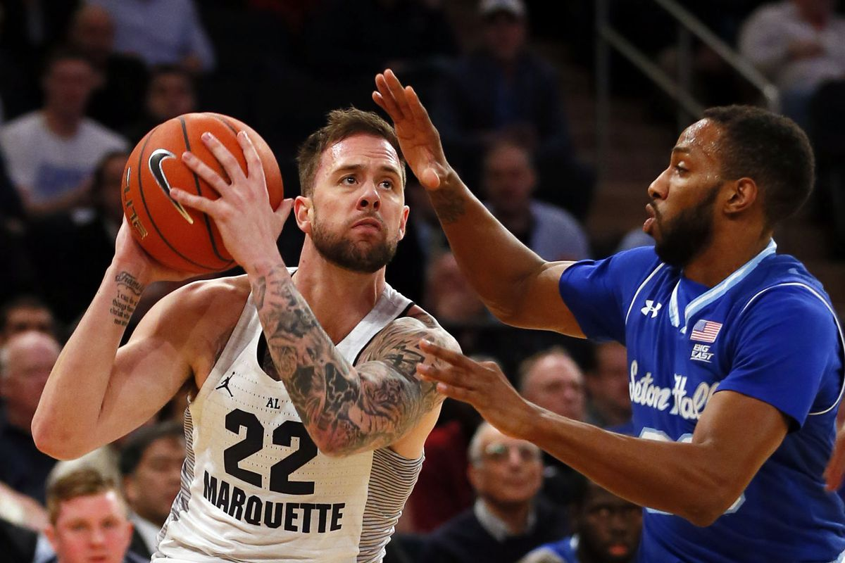 Hart wins Big East player of year; Holtmann, Patton honored