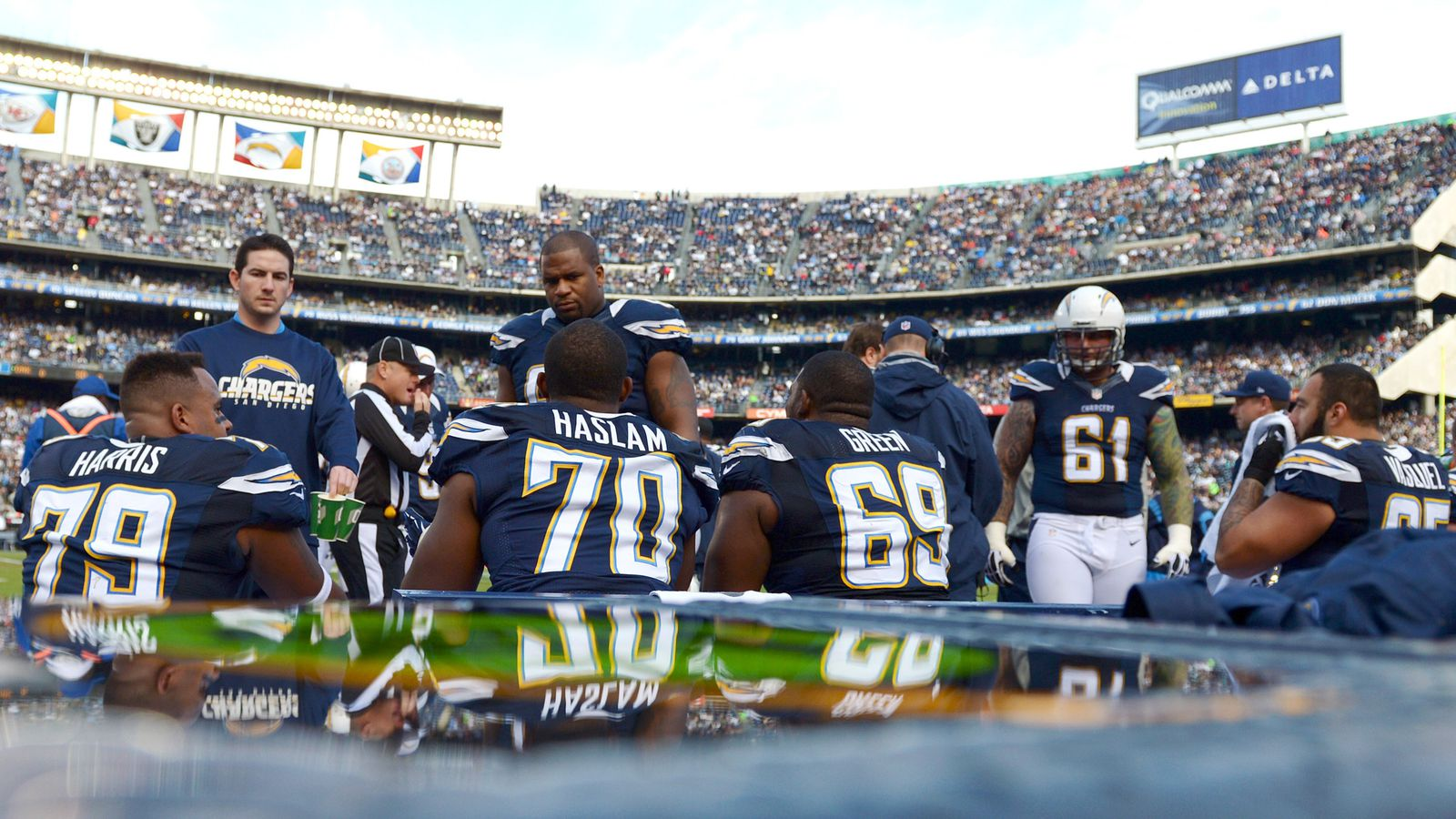 Did The San Diego Chargers Improve Their Offensive Line