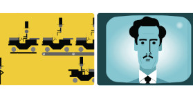 Marshall McLuhan envisioned the Internet before anybody