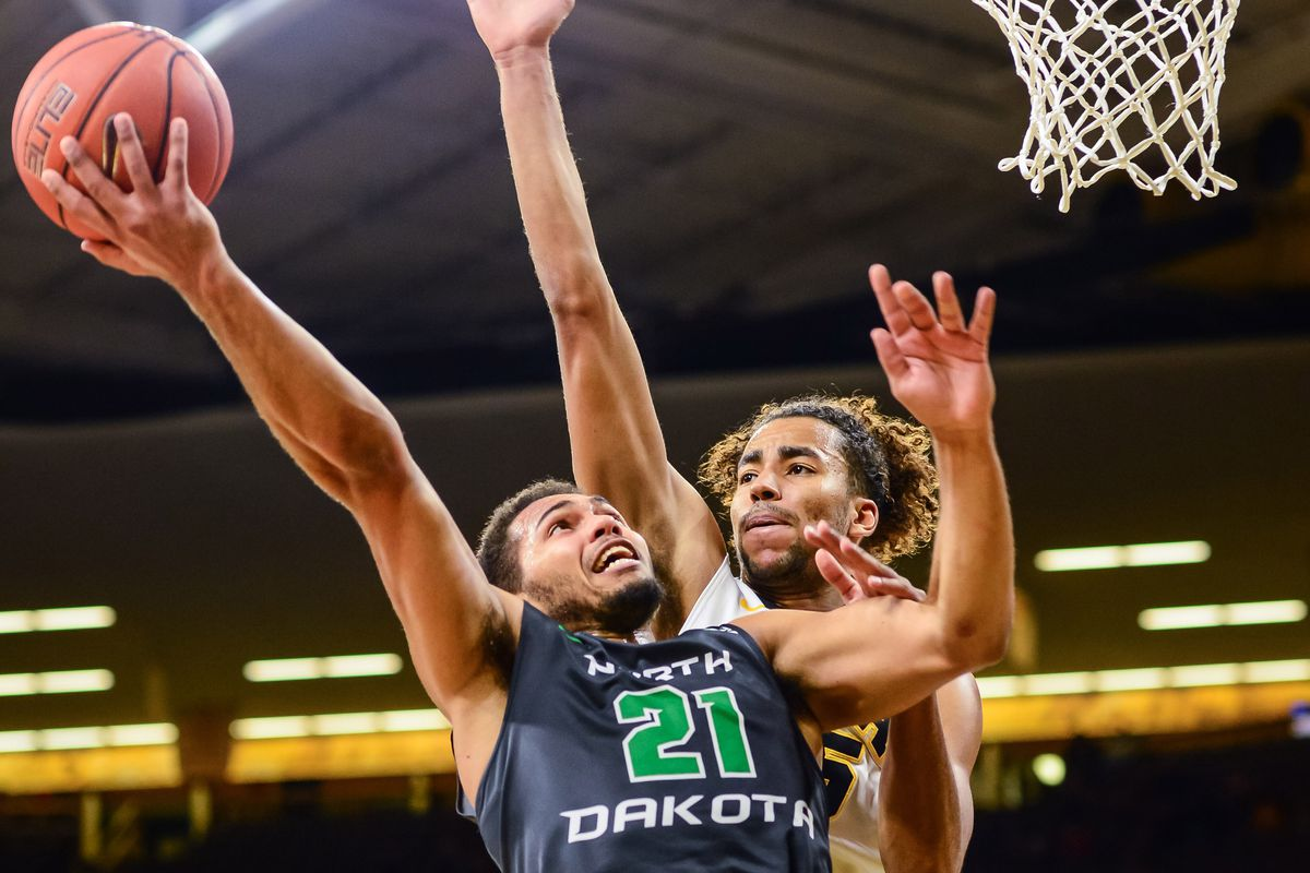 Resultado de imagen de north dakota fighting hawks basketball