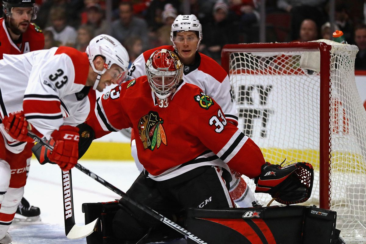 Hurricanes acquire G Darling from Blackhawks