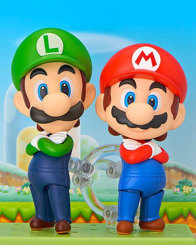 Nendoroid Mario Is The Cutest Mario Yet Polygon