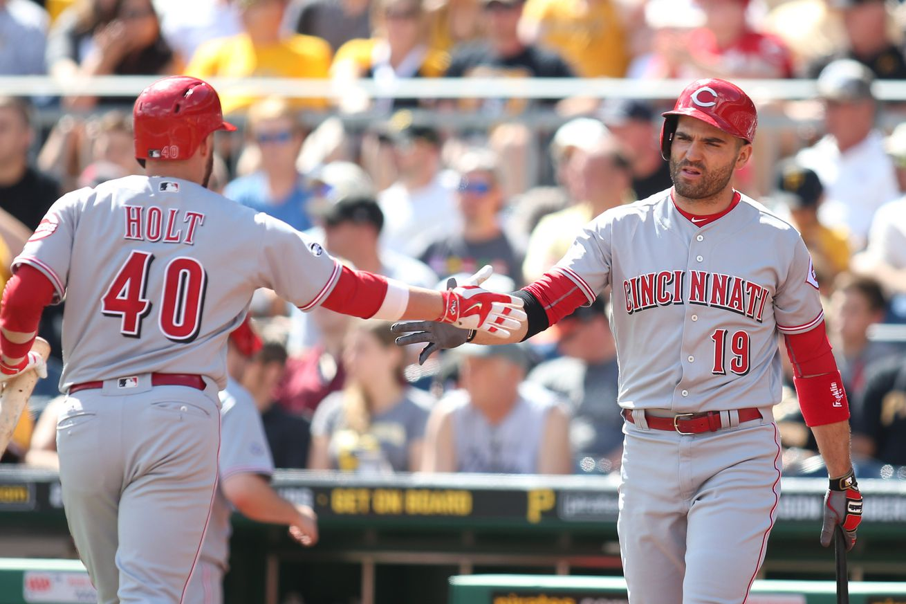 Reds 2017 season schedule, Opening Day opponent announced
