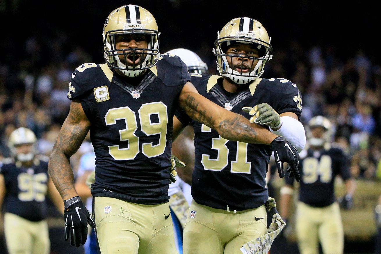 Jerseys NFL Outlet - Worst New Orleans Saints Free Agent Signing in History - Browner ...