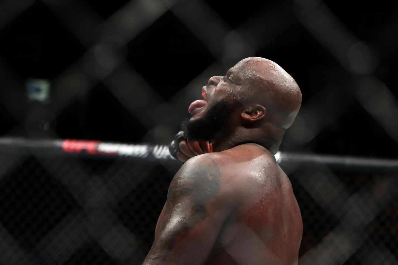 community news, UFC Fight Night 105 start time, TV schedule, who is fighting tonight at 'Lewis vs Browne