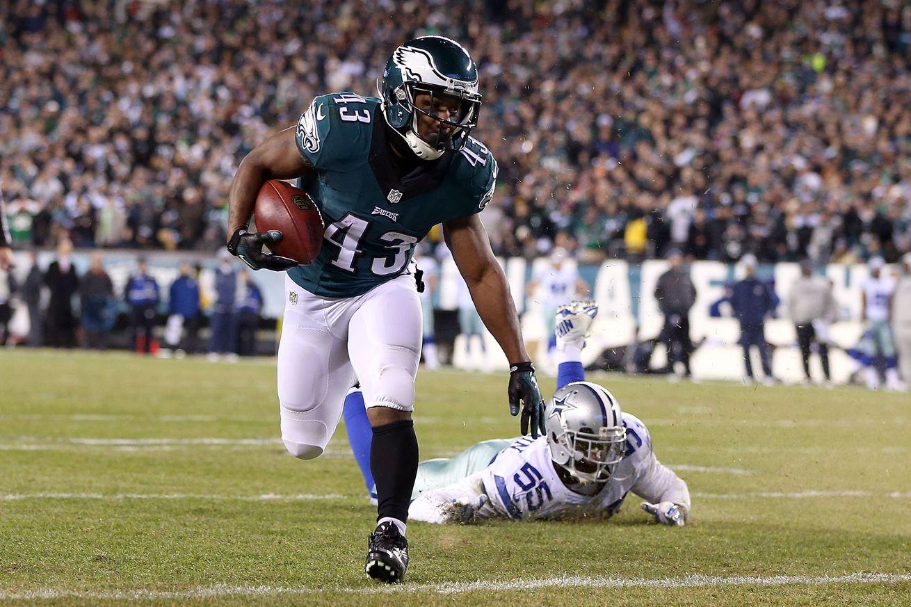 Nike NFL Mens Jerseys - Eagles News: Bigger role for Darren Sproles in 2015? - Bleeding ...