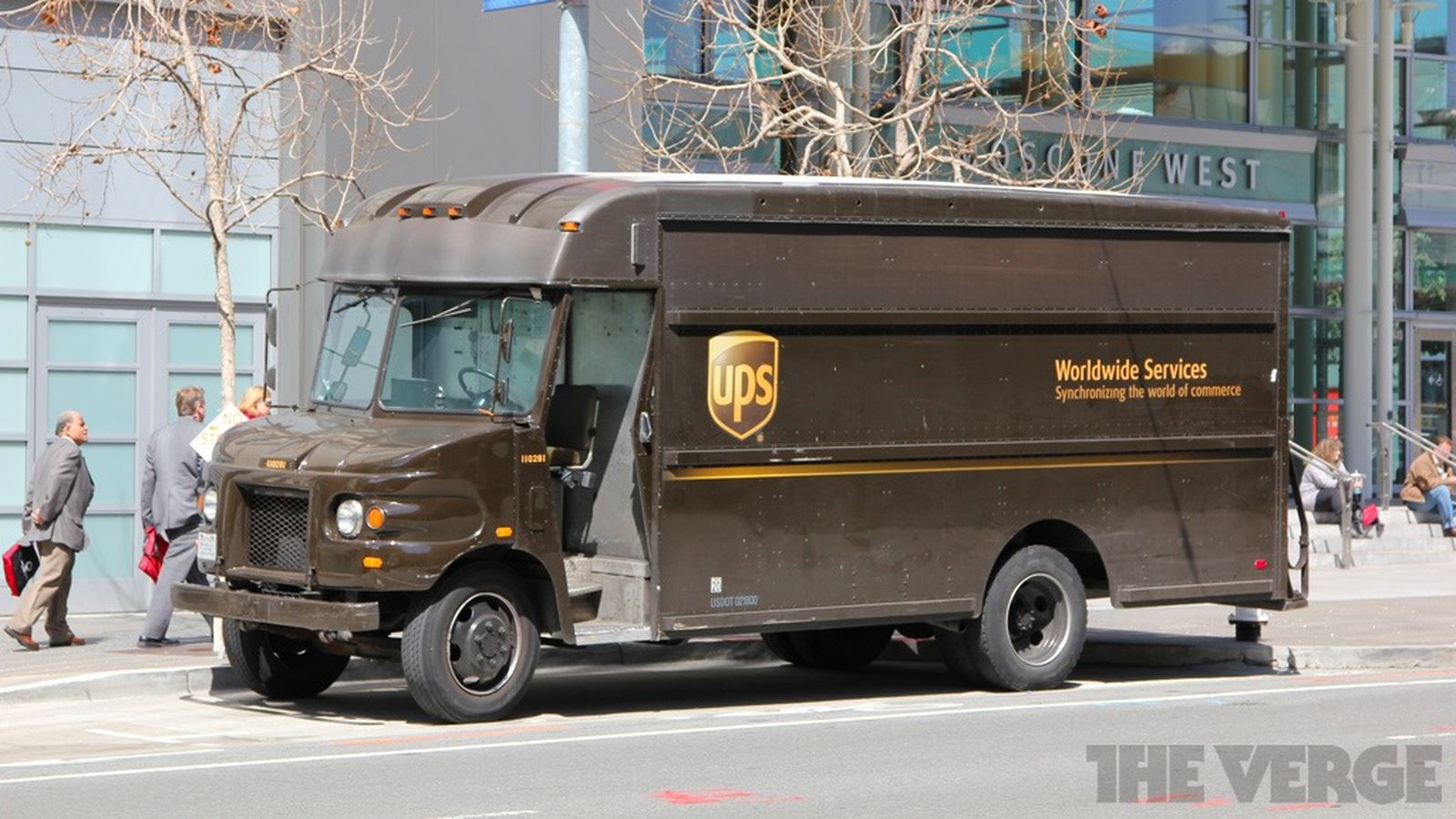 ups now lets you track packages for real on an actual map the verge. Black Bedroom Furniture Sets. Home Design Ideas