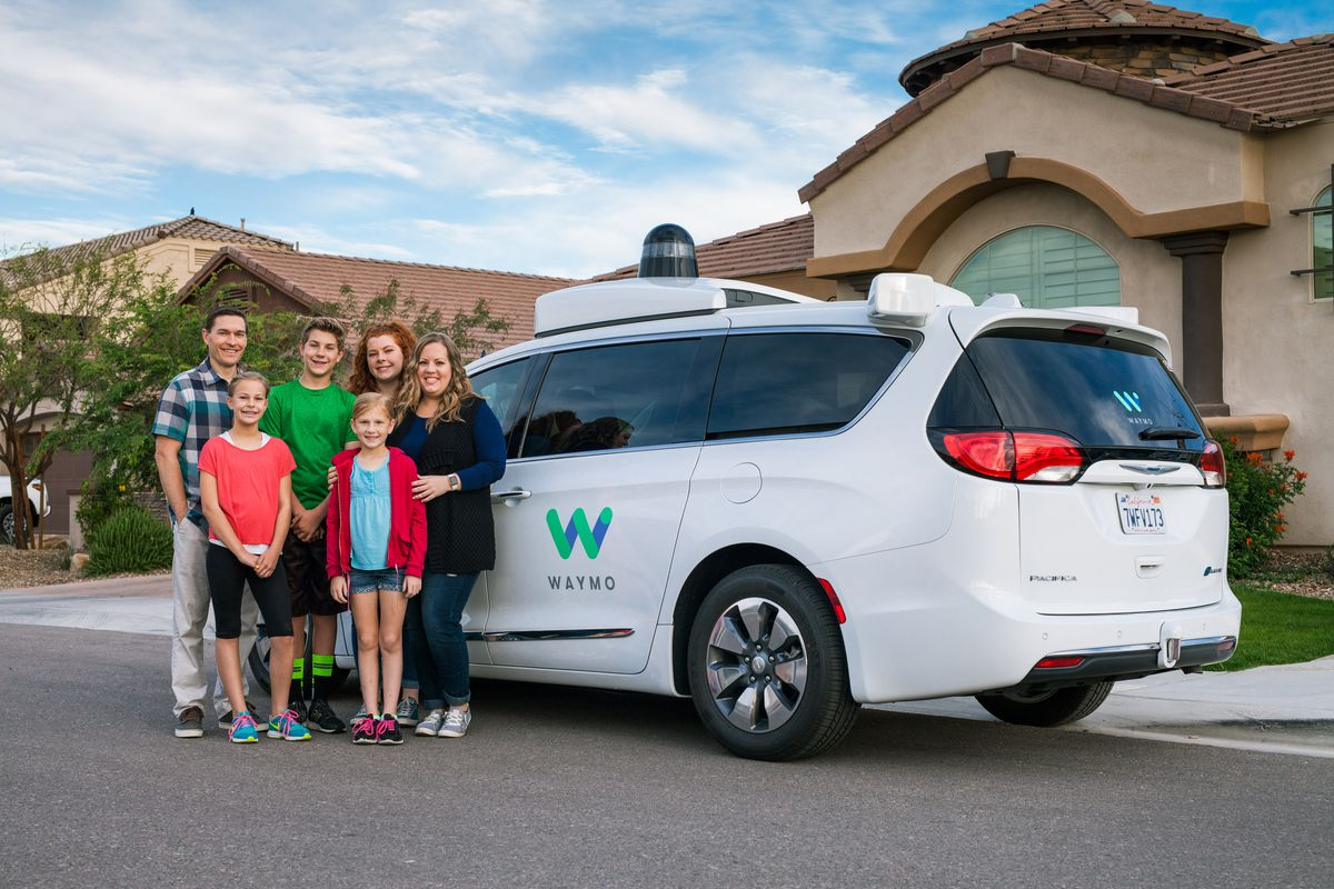 Google's Waymo rolls out 'early rider' test of self-driving cars