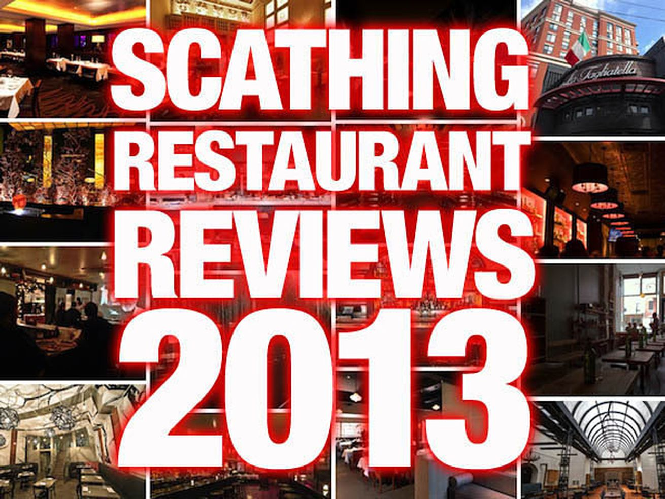 the most scathing restaurant reviews of eater