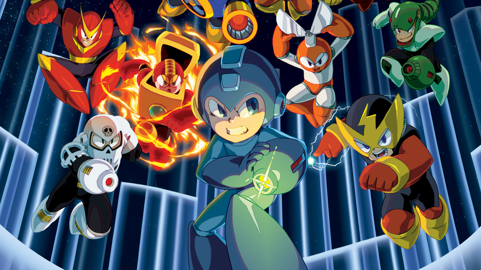 10 worst Mega Man bad guys (that never made it into a game)