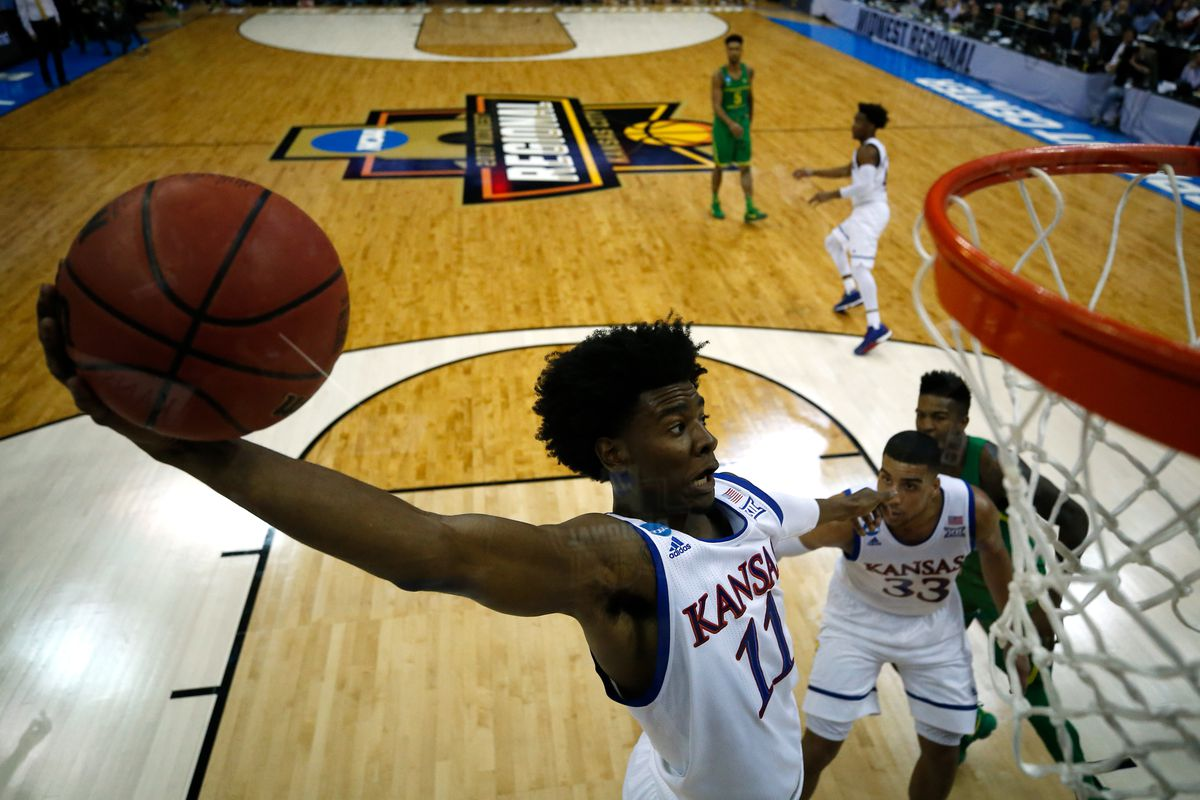Kansas' Jackson pleads guilty to misdemeanor for hitting car