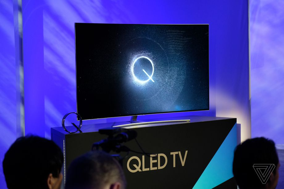 Samsung Claims Its New QLED TVs Are Better Than OLED TVs