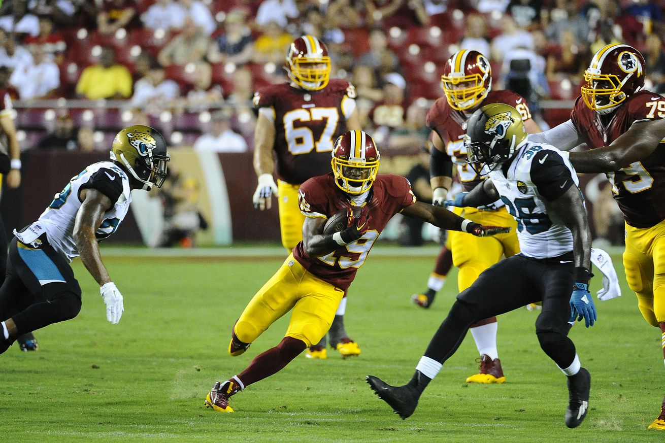 Washington Redskins Terrance Plummer GAME Jerseys