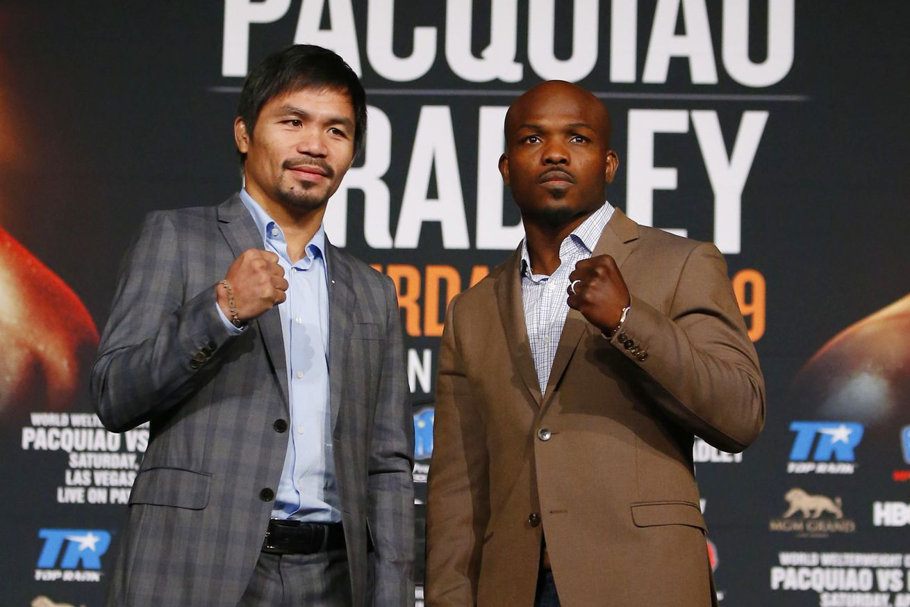 How to watch Manny Pacquiao vs Timothy Bradley 3 tonight