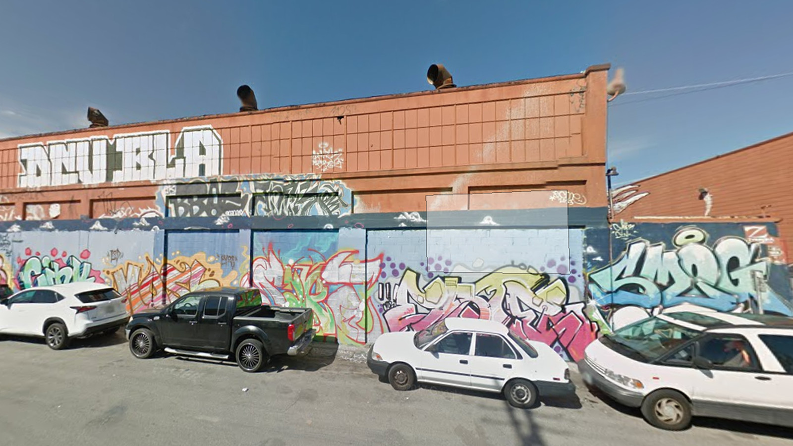 Chinatown warehouses could become an entertainment destination