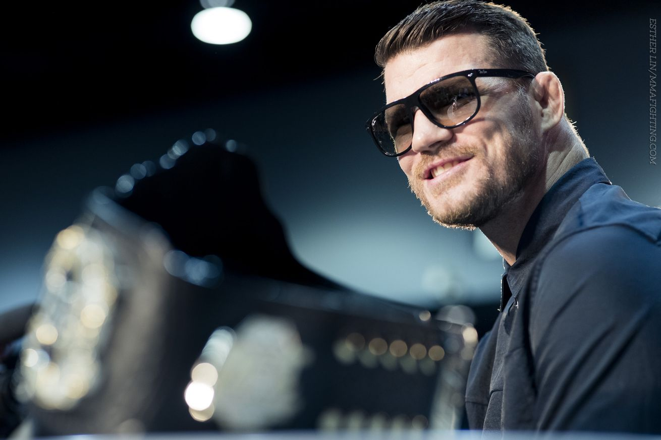 Morning Report: Michael Bisping says Anderson Silva is 'tarnishing his legacy'