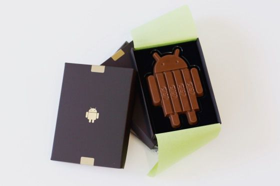kit kat android 560